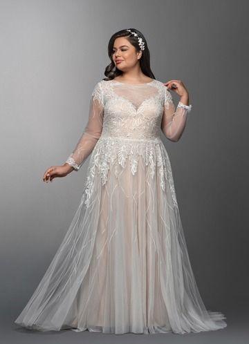 4f58c6069079 Plus Size Wedding Dresses, Bridal Gowns, Wedding Gowns | Azazie ...
