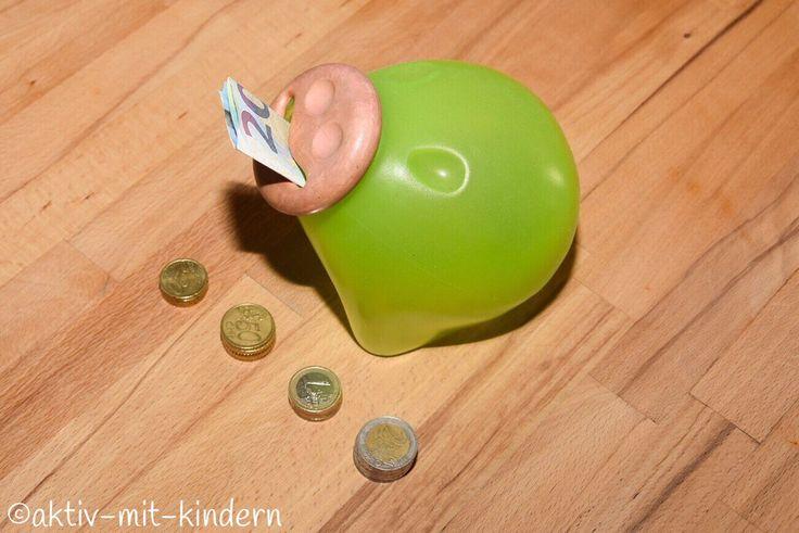 Geld sparen leicht gemacht! Mit diesen 10 simplen Tricks gelingt es ganz einfach! - Aktiv mit Kindern