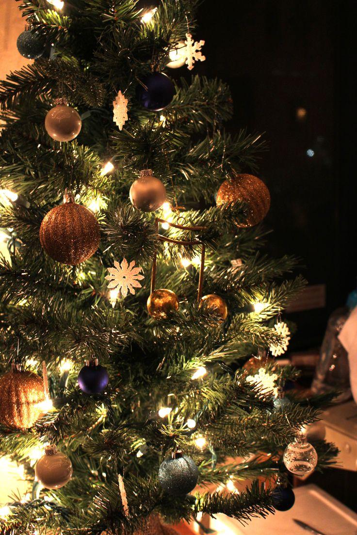 Music christmas ornaments - Dorm Room Christmas Tree Love The Music Note Ornament