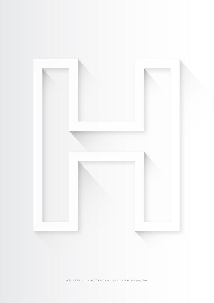 Helvetica | Jenny Odh