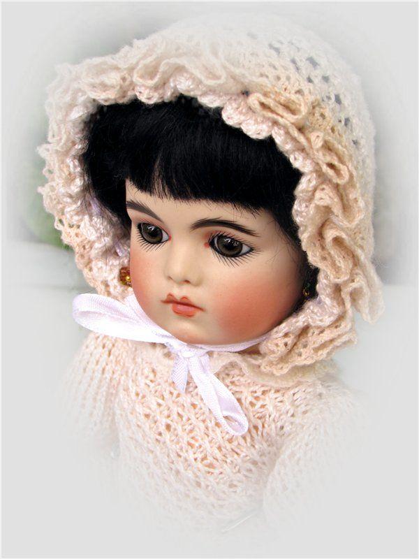 Интервью с автором репродукций антикварных кукол из Швейцарии Бранкой Шарли (Branka Schärli) / Интервью с авторами кукол / Бэйбики. Куклы фото. Одежда для кукол