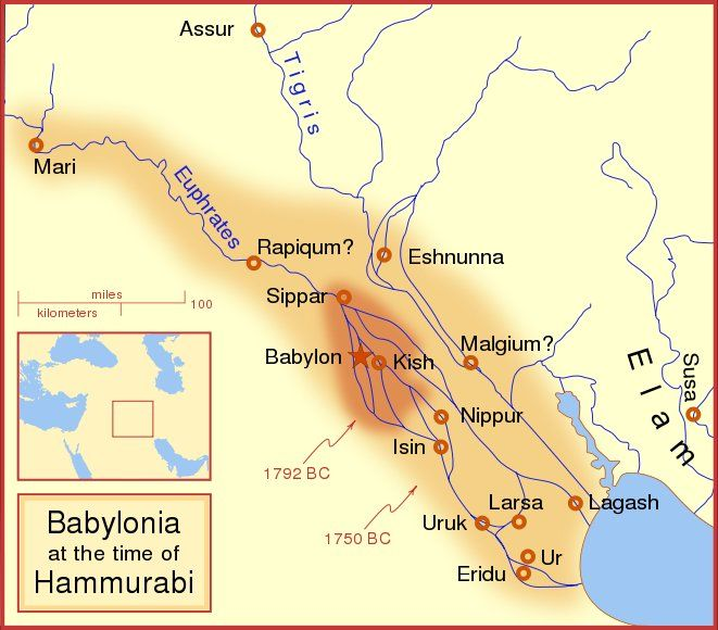 Babilonia Shamash's major temples were located at Sippar and Larsa.
