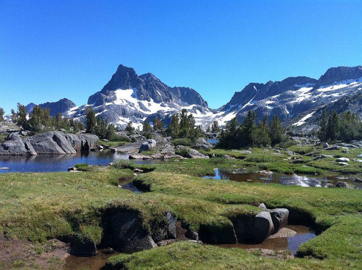 John Muir Trail — California, U.S. | 16 Astounding Backpacking Trips To Add To Your Bucket List