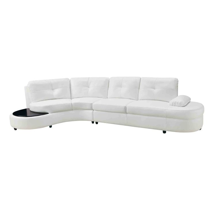 Cheap Sofas Free Shipping: 17 Best Ideas About White Sectional On Pinterest