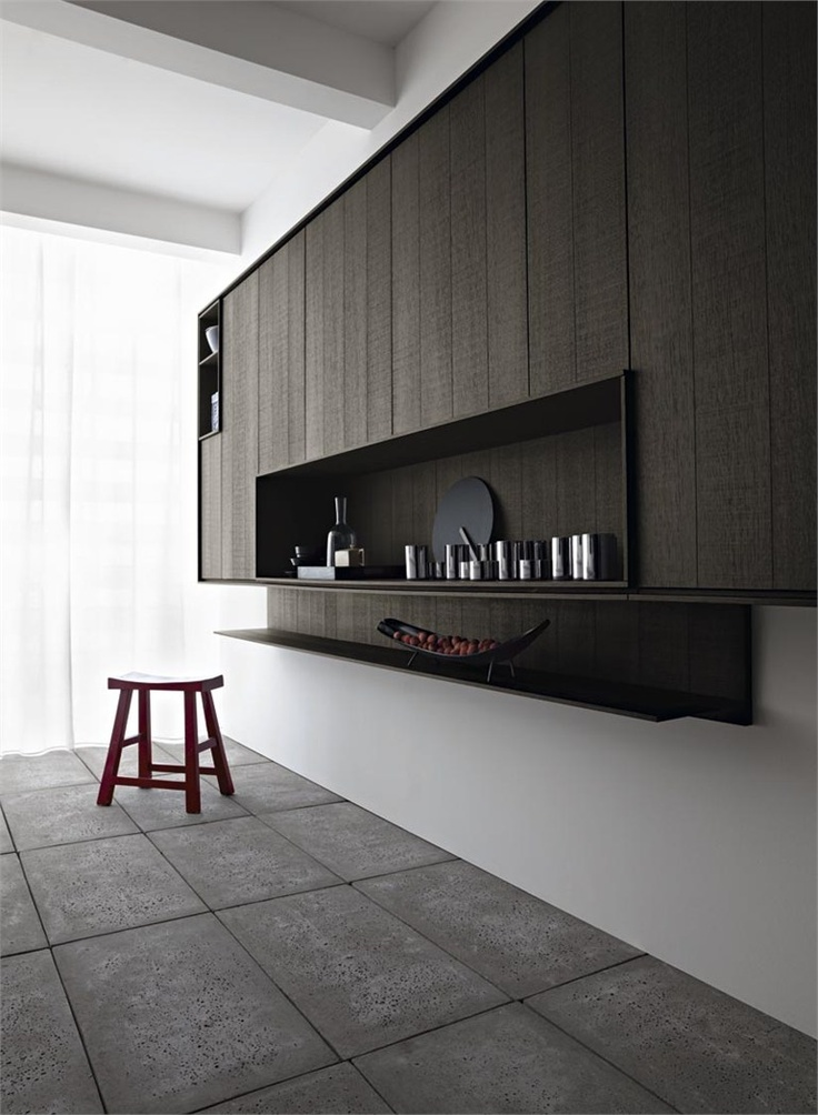#kitchen with island KALEA by CESAR ARREDAMENTI | #design Gian Vittorio Plazzogna #interiors @Cesar Cucine & Living