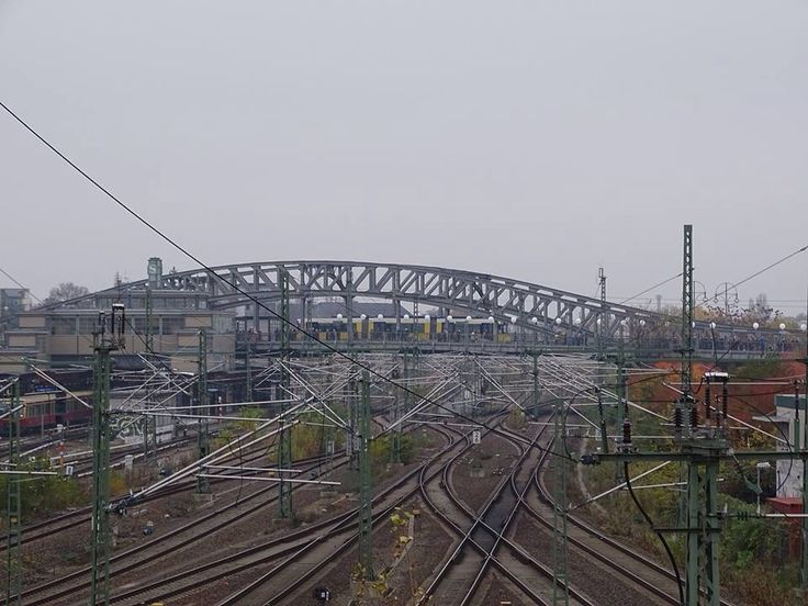 Bornholmer Strasse Bridge