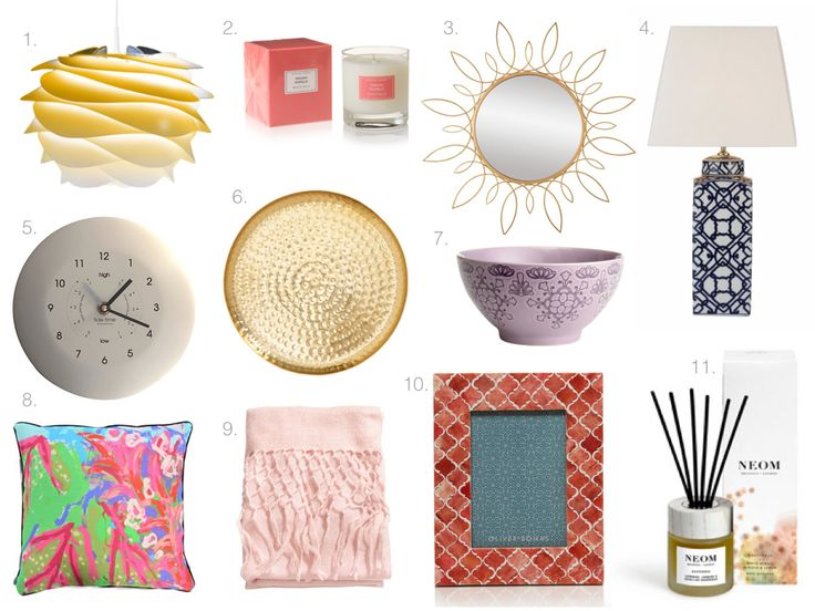 Spring 2015 Home accessories- my favourite my favourite pretty accessories!