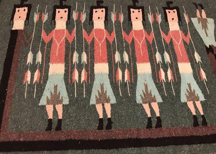 34 Best Yei Rugs Images On Pinterest Navajo Rugs Native