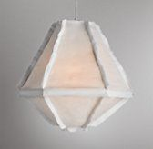 Portico Lantern Pendant Warm White | Shaded Pendants | Restoration Hardware Baby & Child