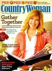 Country Woman Magazine Subscription ONLY $7.99 on http://www.icravefreebies.com/