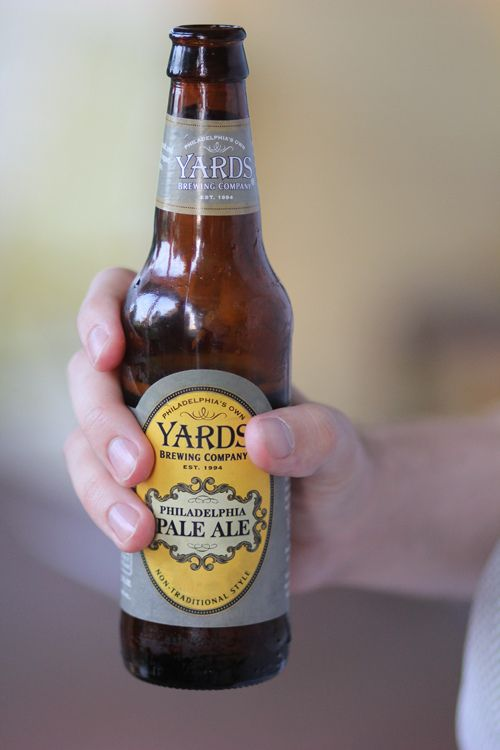 I love Yards Beer!
