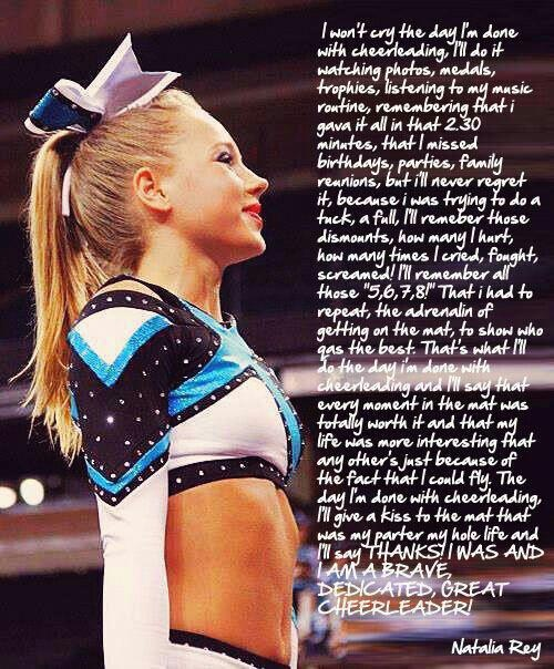 for every cheerleader.  no matter what level you are on or what place you get<3