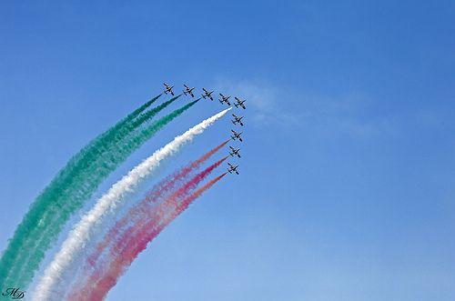 Porto Recanati Air Show 2012