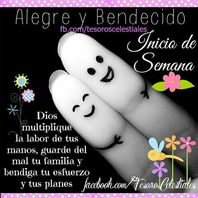 Alegre Y Bendecido Inicio De Semana Good Morning Thank
