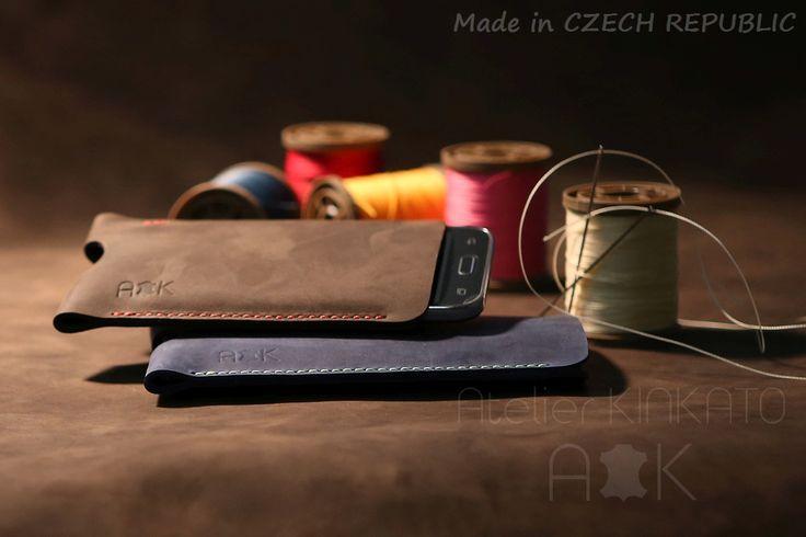 Kožené pouzdro pro mobilní telefon Acer Liquid E3 E380