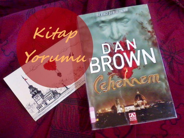 KitaptanBayan: #okuduklarım15: Cehennem/Dan Brown