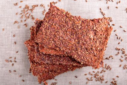 Recette au déshydrateur pour des crackers de tomates séchées, l'idéal pour agrémenté un apéritif entre amis !