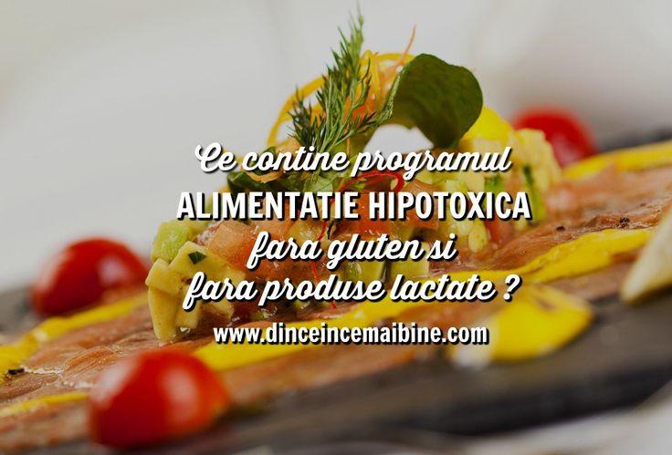 Photo Ce contine programul Alimentatie hipotoxica