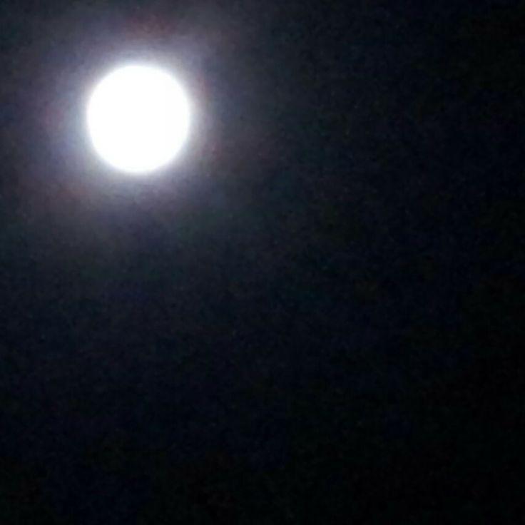 Luna llena en Santa Fe de Antioquia
