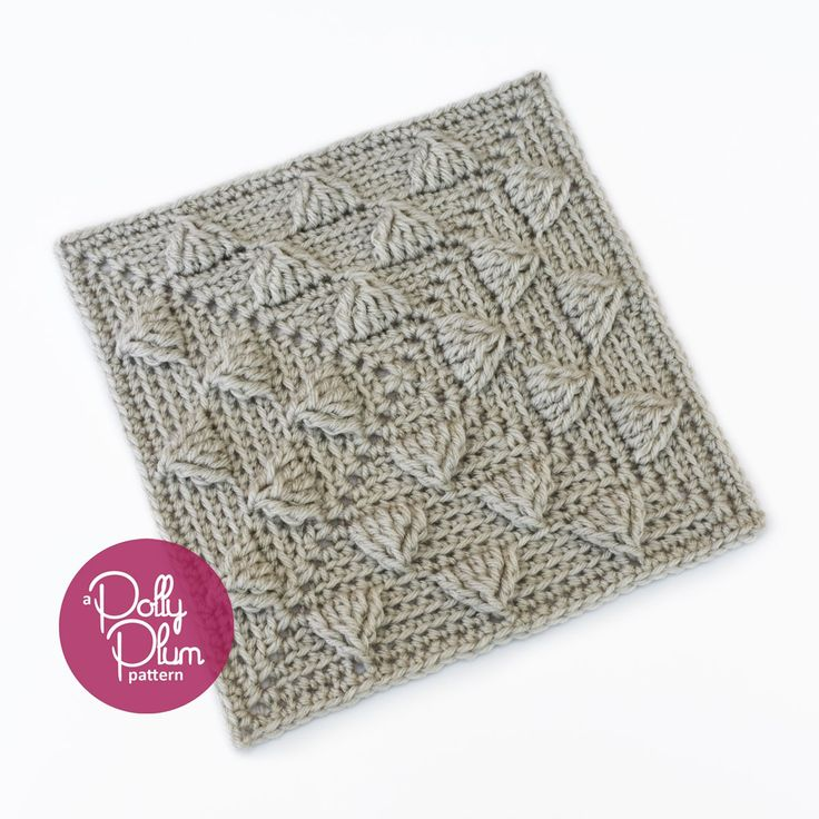 Introducing square 7 of the Stardust Melodies Crochet Along – Mack the Knife. This free pattern uses a stitch I created just for this purpose to get a nice pointy triangle shape. I also inclu…