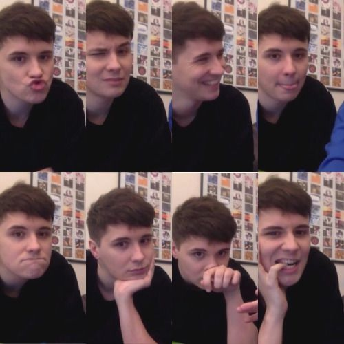 The many faces of Daniel