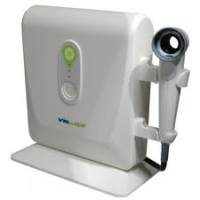 Velscope oral cancer screening.