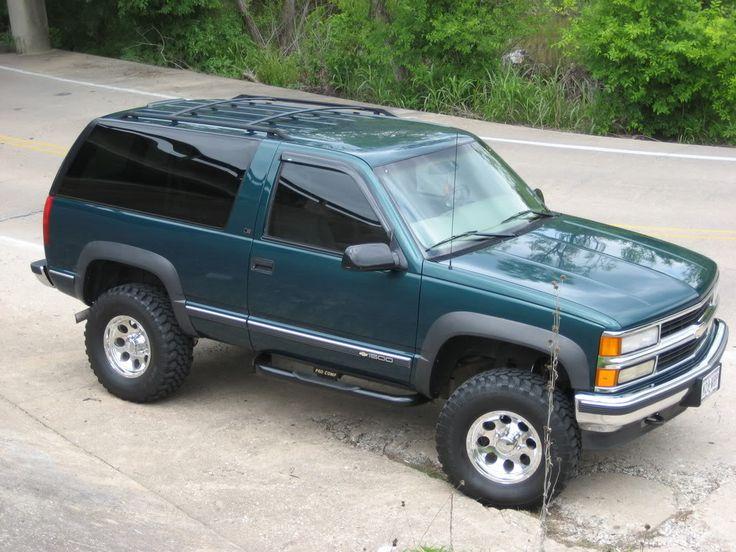 Tahoe 2 Door Green - I always wanted one of these. & 25+ best 2 door tahoe ideas on Pinterest | C10 chevy truck Chevy ... Pezcame.Com