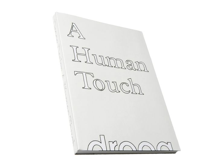 A Human Touch catalogue by Droog 2006 - 20170217読了