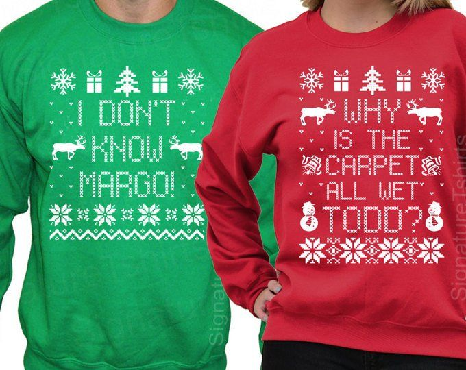 Why Is The Carpet All Wet Todd I Don T Know Margo Unisex