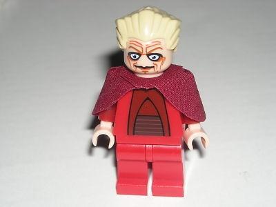 LEGO STAR WARS Chancellor Palpatine Minifig 8039