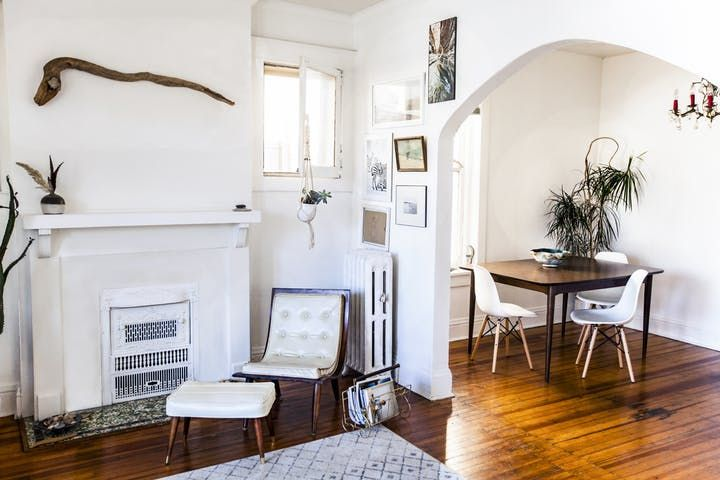 House Tour: A Photographer's Vintage Apartment in Denver | Apartment Therapy