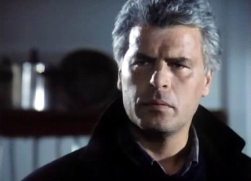 Michele Placido as ispettore Corrado Cattani in La Piovra