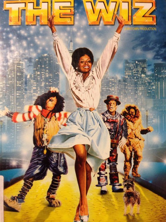 Image result for diana ross in the wiz