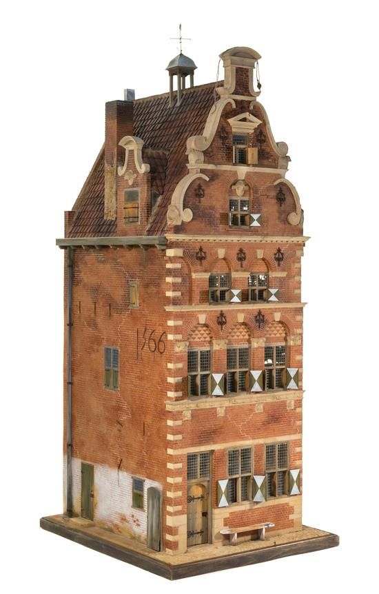 A 17th Century Dutch Style Canal House  |  Miniatures from the Collection of Cookie Ziemba and the Estate of Eunice Gold  |  July 23-24, 2014  |  10AM