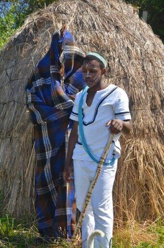 Xhosa tribe, manhood test, East London, SA