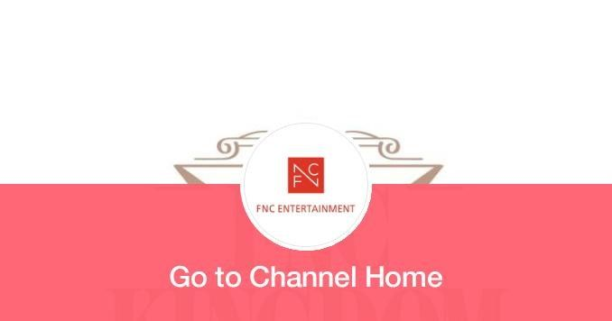 Welcome to FNC Channel! FNC   화이팅! #CNBLUE #F.T.Island #N.Flying #AOA #SF9 #HONEYST #FNCKpopartist #KPOP