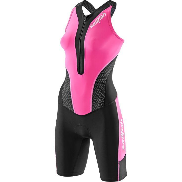 wiggle.com   Sailfish Women's Comp Trisuit   Tri Suits
