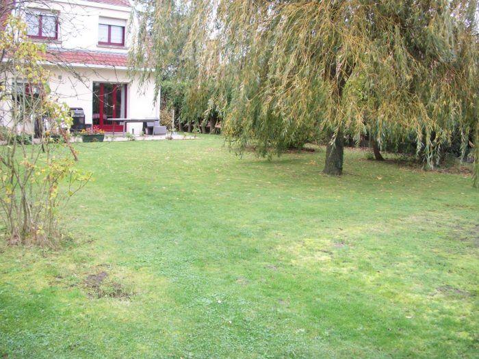 Maison individuelle - grand jardin Oye Plage