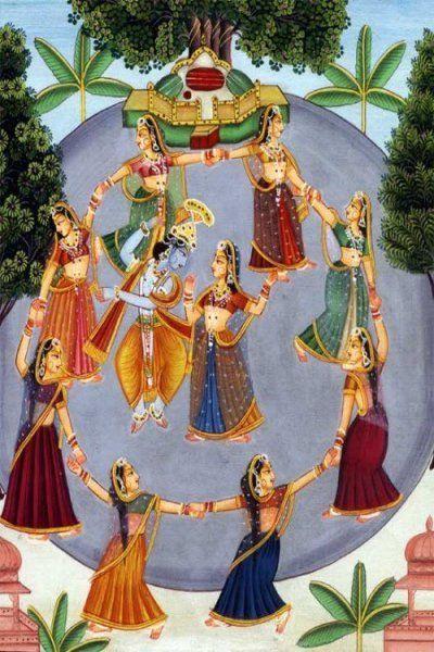Sri Krishna Vasanta Rasa