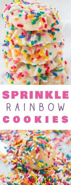 RAINBOW SPRINKLED Bu RAINBOW SPRINKLED Butter Cookies! These delicious cookies are easy to make and uses evaporated milk to make the cookies extra soft! They melt in your mouth! Roll them around in colored sprinkles to make them more fun! I think theyre the BEST butter cookies! Recipe : http://ift.tt/1hGiZgA And @ItsNutella  http://ift.tt/2v8iUYW  RAINBOW SPRINKLED Bu RAINBOW SPRINKLED Butter Cookies! These...