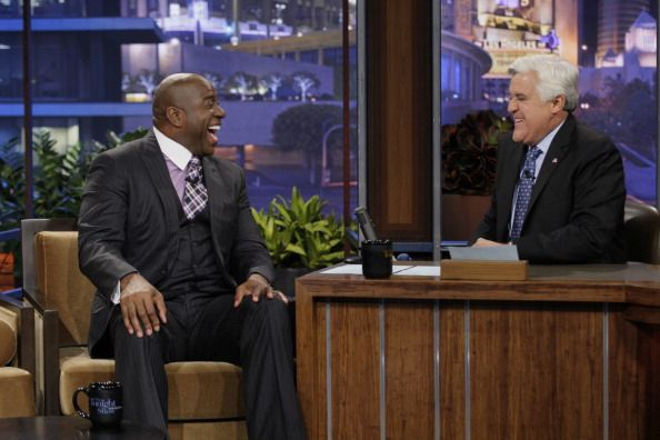 Magic Johnson Promises To Wear A Blue Speedo If The Dodgers Win The World Series