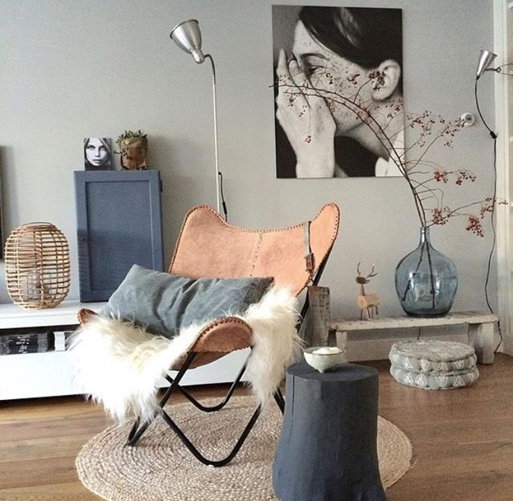 Gorgeous eclectic style