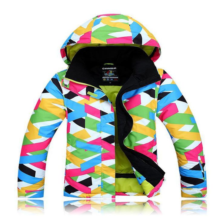 Cheap Skiing jacket Woman Snowboarding Clothing Girl Snow Suit set Outdoor Sports Waterproof Thick Warm femal winter coat
