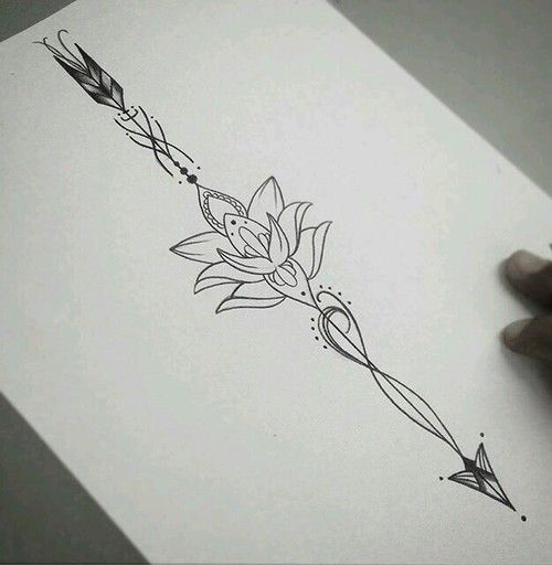 tattoo arrow