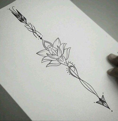 tattoo arrow