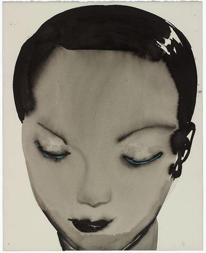 Models Marlene Dumas 1953 Capetown (ZA) Datering: 1994 Materiaal en techniek…
