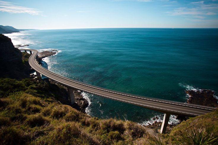 Sea Cliff Bridge, Illawarra, NSW