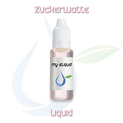 Zuckerwatte Liquid | My-eLiquid E-Zigaretten Shop | München Sendling