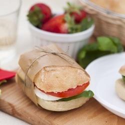 Ciabattas and Italian sandwiches