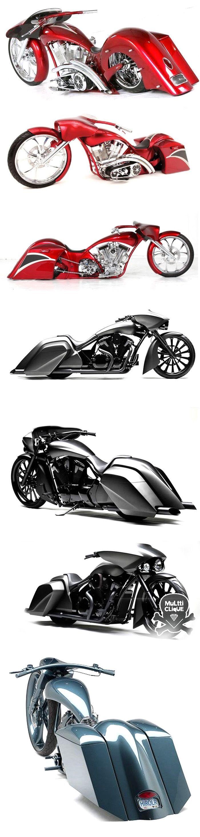 #baggers #motorcycles